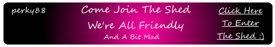 Join The Shed|Click Here