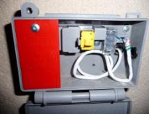 External NTE - inside the box