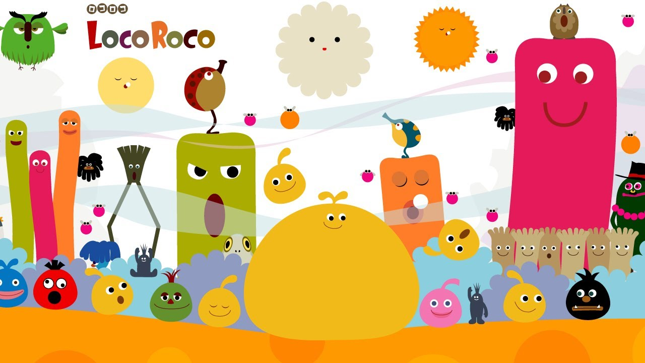 Image result for locoroco ps4