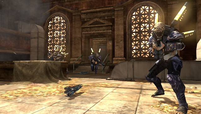 Resistance: Burning Skies for PS Vita