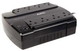 APC Back-UPS ES 700 UPS - AC 230V / 405W / 700VA / 8 Output Connector(s)