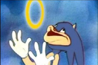 Resultado de imagen de sonic meme