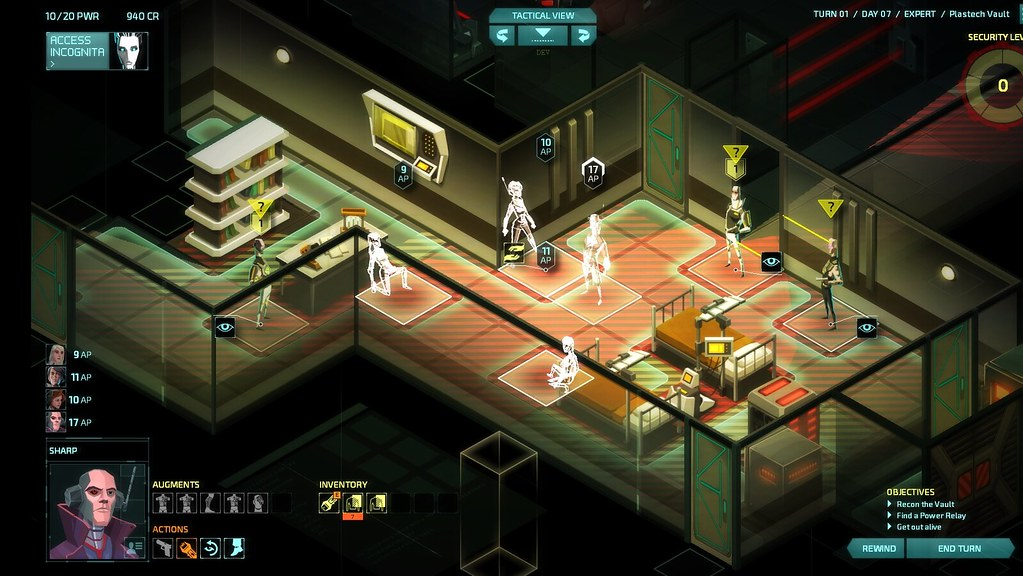 Invisible, Inc, Image 01