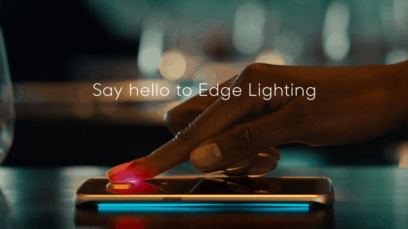 Samsung S6 Edge - Edge Lighting