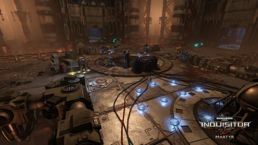 Warhammer 40K Inquisitor Martyr Review - Neocore Games
