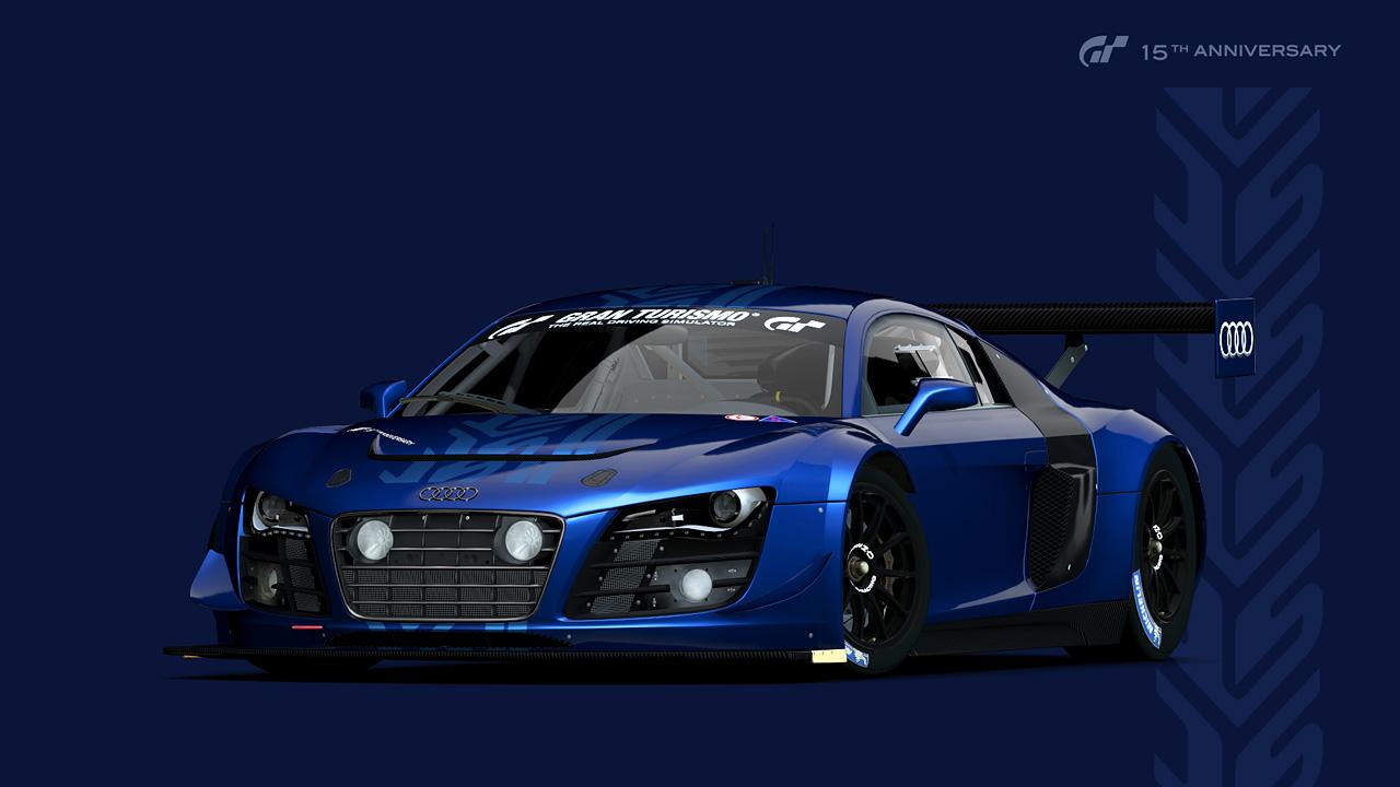 Gran Turismo Preorder Details Box Art Th - Audi r8 race car 01 gt6