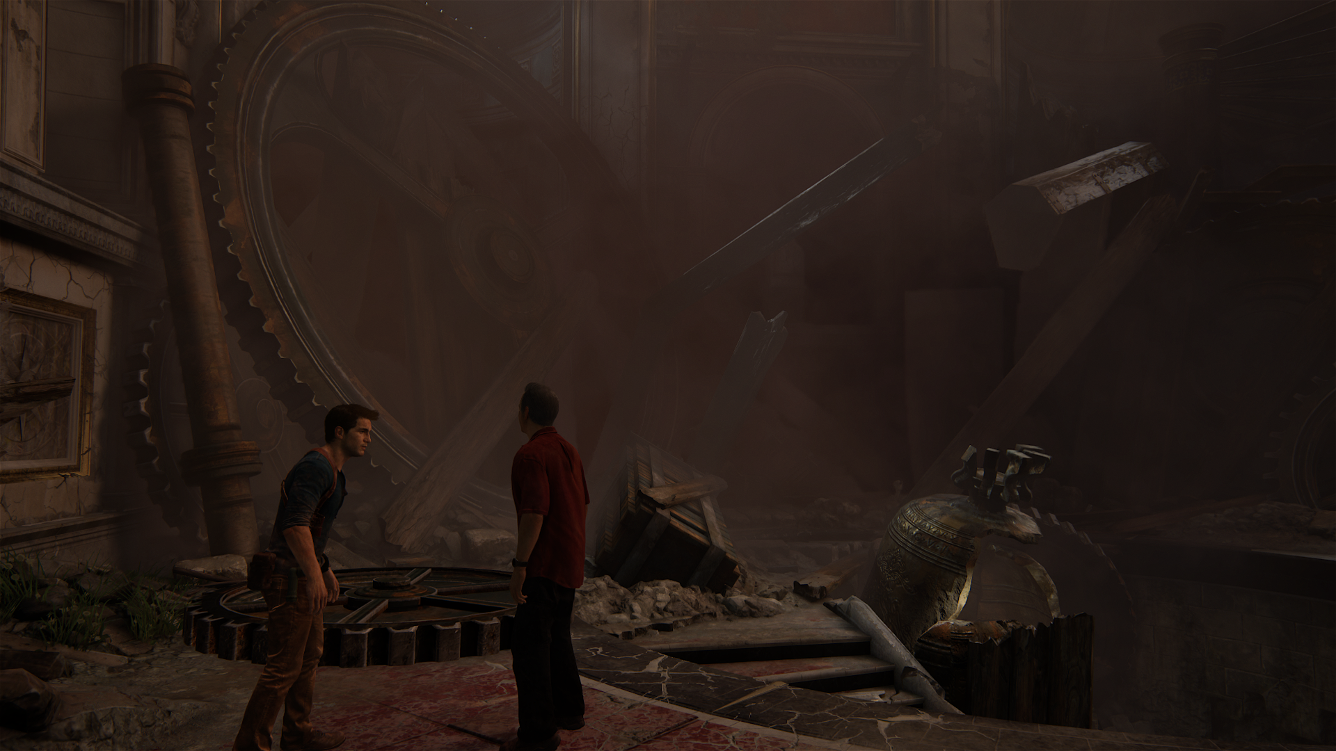 Spoilers Uncharted 4 Discussion Chapters 9 To Playstation Forum