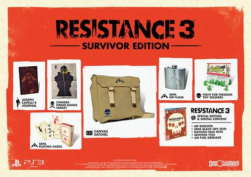 R3 Survivor Edition