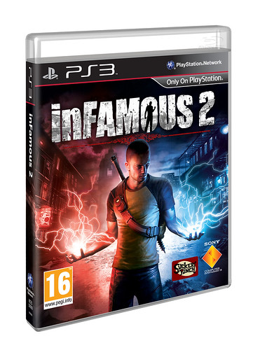 InFamous 2 Stand_3DPack_AW_ENG
