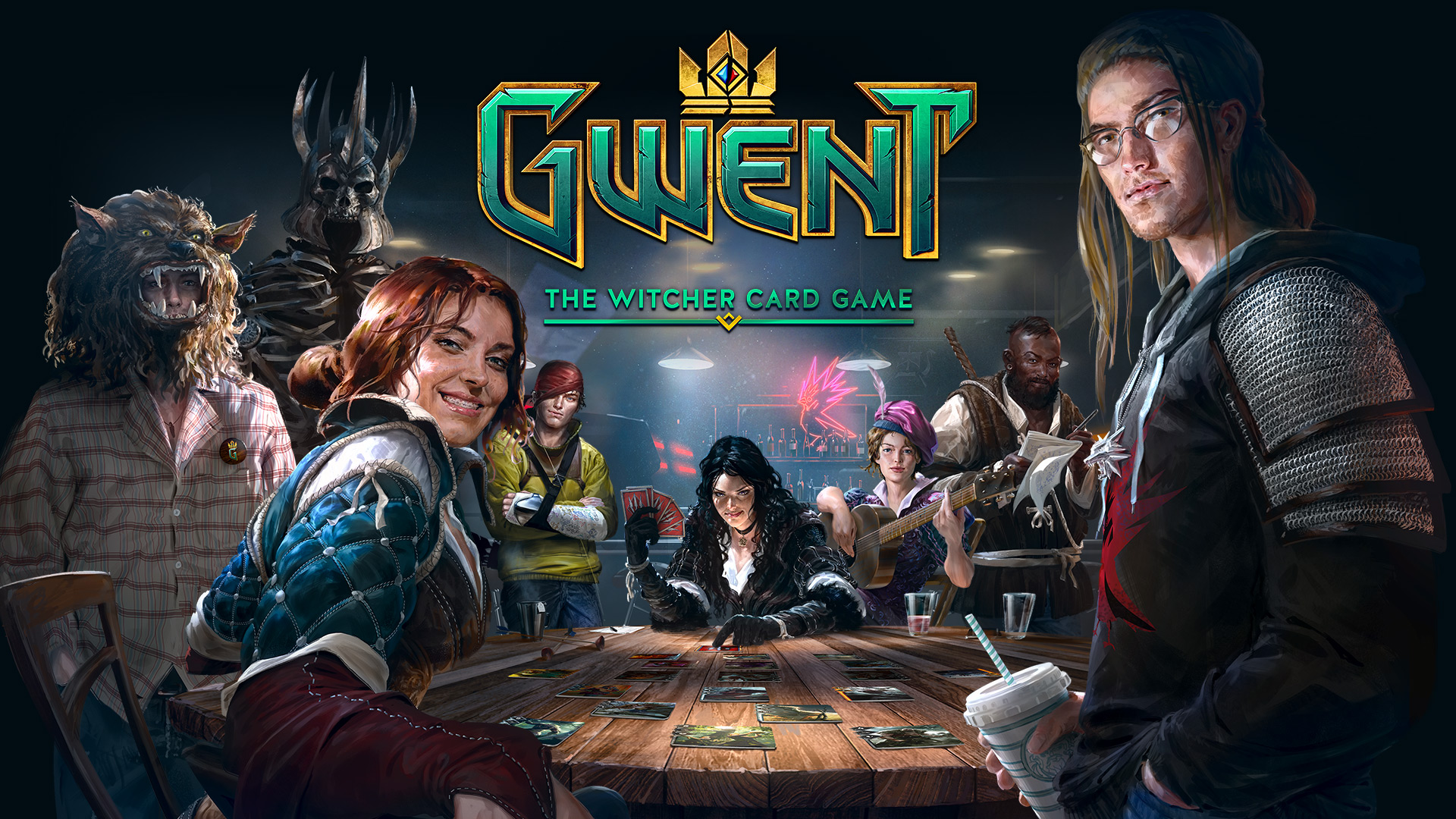 """Résultat de recherche d'images pour """"gwent the witcher card game"""""""