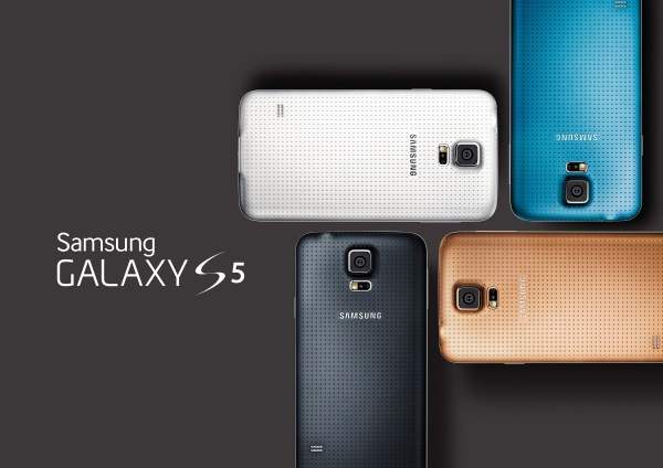 Galaxy S5 - Colours