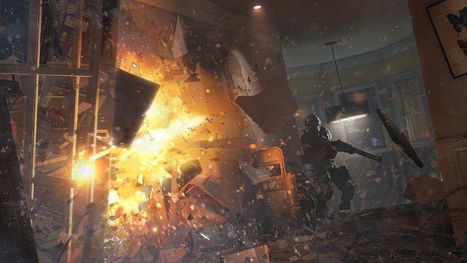 Rainbow Six Siege Screenshot 1