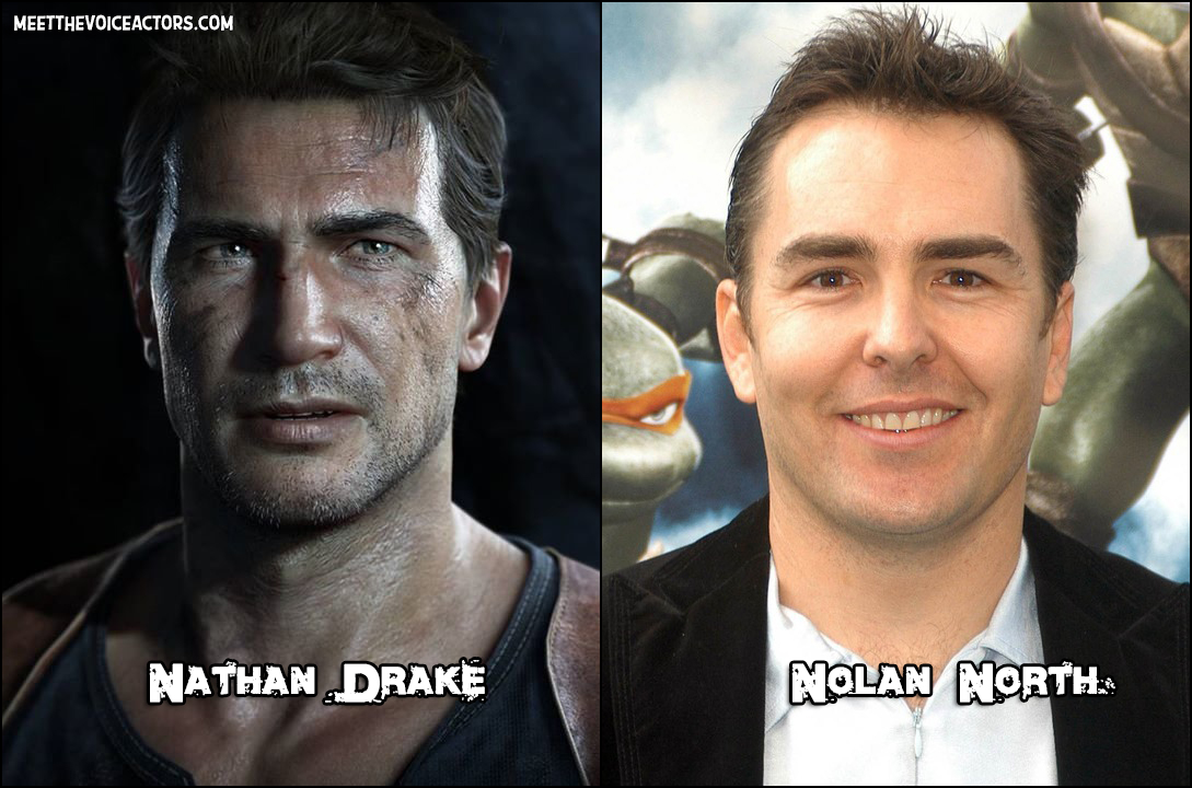 uncharted 4 the characters and their voice actor playstation