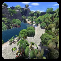 Tropical Caves 2 v.2