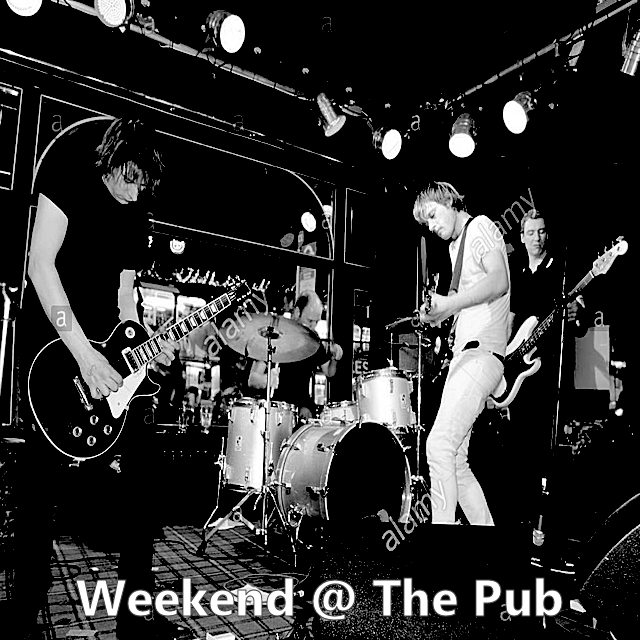 Weekend At The Pub