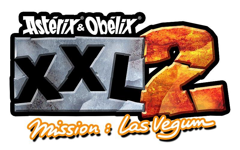 Afbeeldingsresultaat voor asterix & obelix: xxl 2 logo