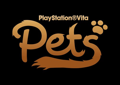 PlayStation Vita Pets_Logo_Colour