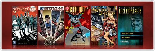 Comics Update