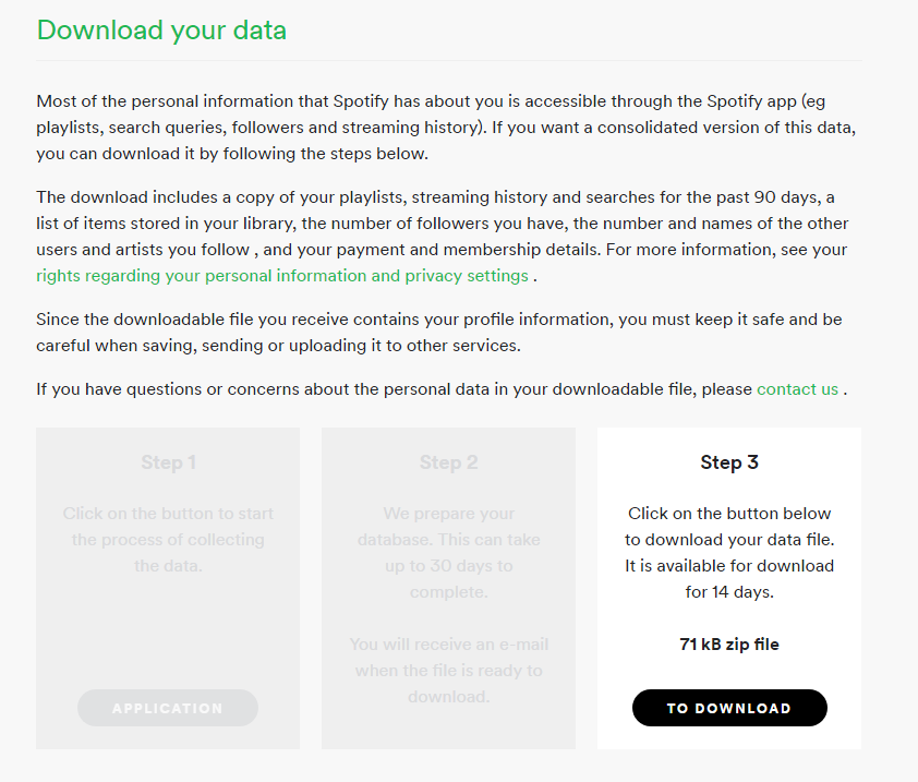 does downloading or streaming use more data